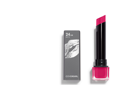 Covergirl Featured Product - Exhibitionist  24HR  Ultra  Matte  Lipstick