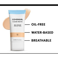 covergirl water-based oil-free matte bb cream