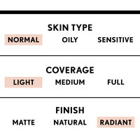 covergirl smoothers light coverage bb cream with radiant finish for normal skin type