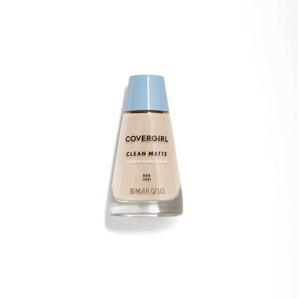 Clean Matte Liquid Foundation {variationvalue}
