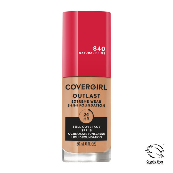 Outlast Extreme Full Coverage Liquid Foundation {variationvalue}