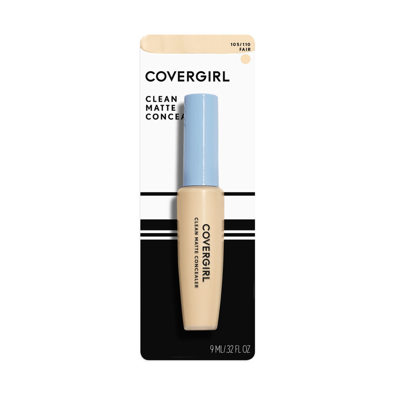Clean Matte Oil-Free Concealer {variationvalue}