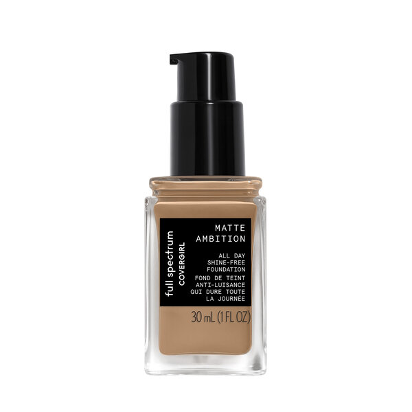 Full Spectrum Matte Ambition All-Day Foundation {variationvalue}