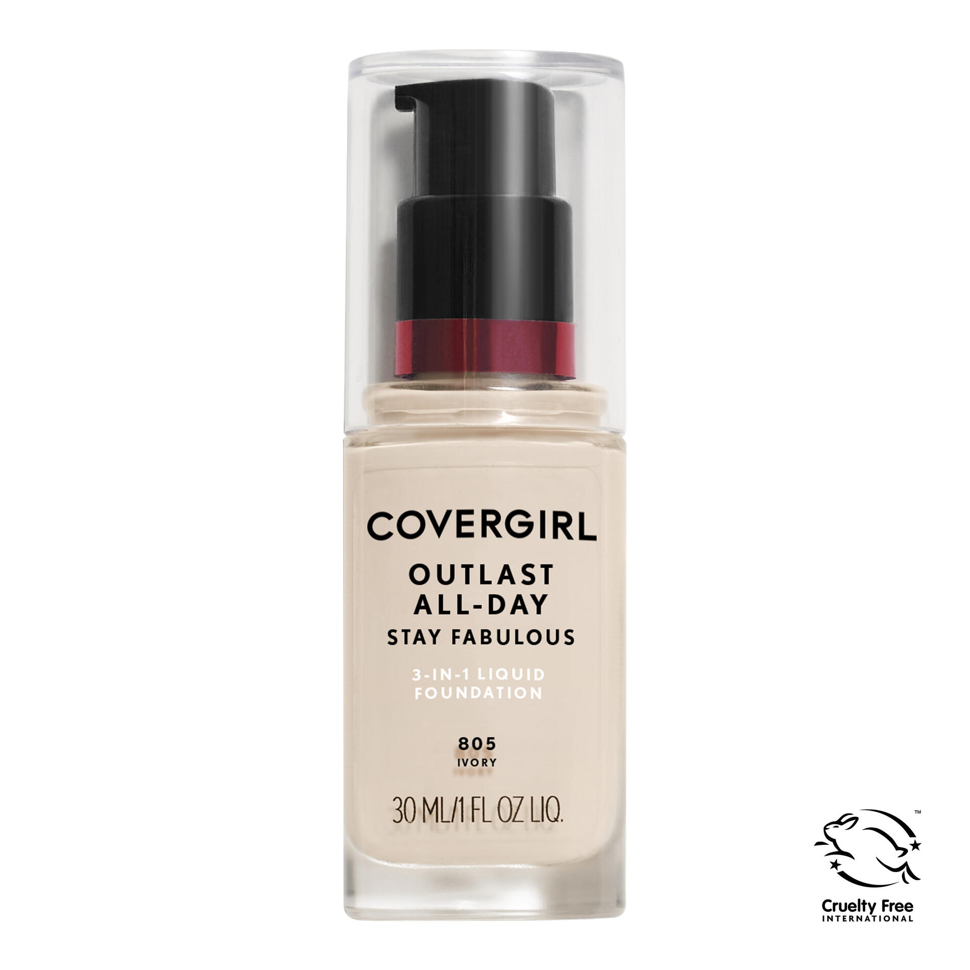 CoverGirl Outlast All-Day Stay Fabulous 3-in-1 Liquid