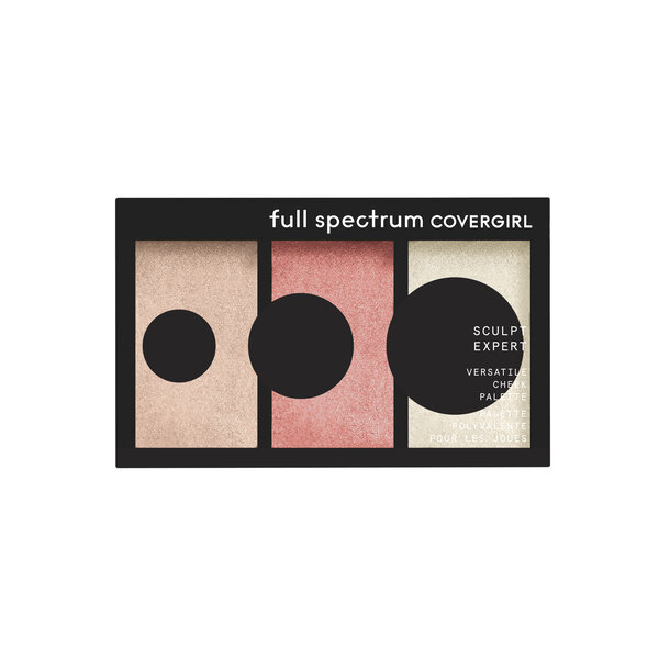 Sculpt Expert Multiuse Cheek Palette Blush Touch {variationvalue}