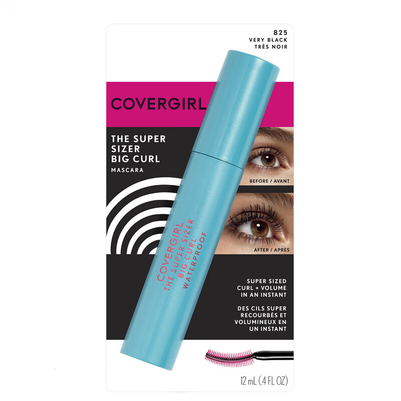 The Super Sizer Big Curl Waterproof Mascara {variationvalue}