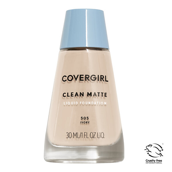 COVERGIRL Clean Matte Liquid Foundation {variationvalue}